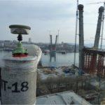 Базовая станция_мост через б. Золотой Рог_Владивосток