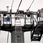 Система ГНСС мониторинга подъемника на Воробъевых горах