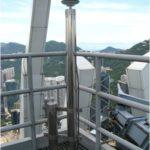 Система ГНСС мониторинга высотного здания